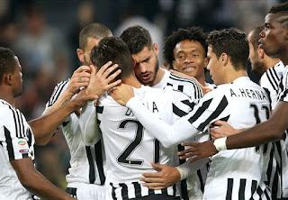 Liga Italia (Serie A) Musim 2016/2017 Pekan 1