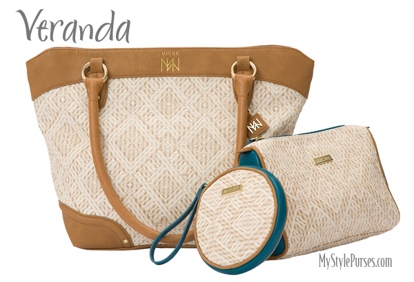 Miche Veranda Collection available at MyStylePurses.com