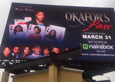 omoni oboli movie okafor's law banned from cinemas