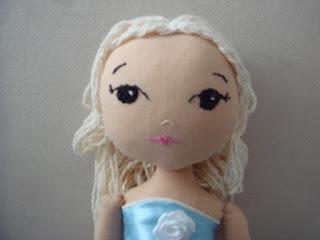 Šitá bábika Elsa