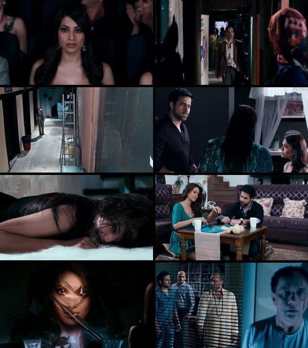 Raaz 3 2012 Hindi 480p DVDRip 400mb