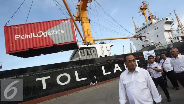 Harga Sembako di Indonesia Timur Turun 20 Persen karena Tol Laut