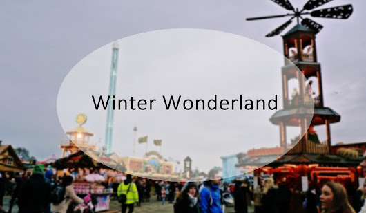 Leaving Routine: Winter Wonderland