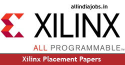 Xilinx Placement Papers PDF Download 2017-2018   Aptitude