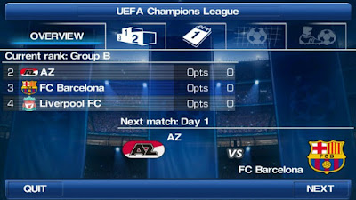 PES 2015 for android