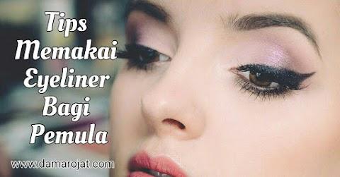 Tips Memakai Eyeliner Bagi Pemula