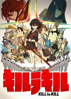 Kill la Kill - Anime Action Terbaik Fall 2013