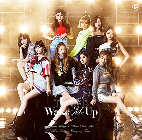 Wake,Me,Up,TWICE,の,歌詞,lyrics,mv