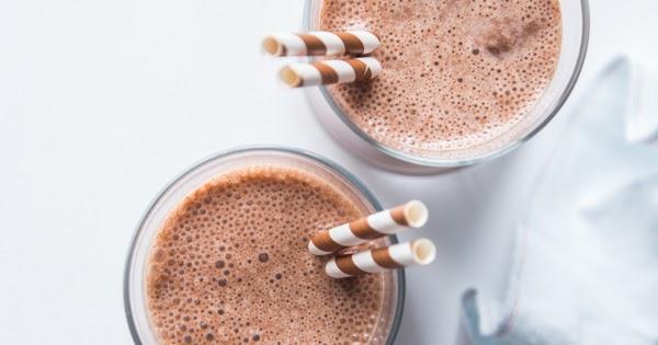 FIT KOLEŻANKA: Czekoladowe smoothie na drugie śniadanie!