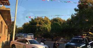 Enfrentamiento entre secuestradores y policias en Cheranguerán Michoacan