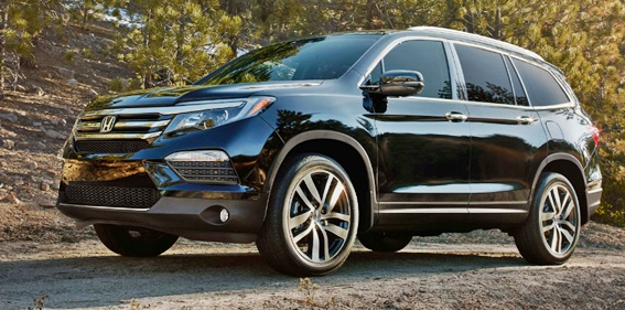 2019 honda pilot review for Honda pilot 2018 review