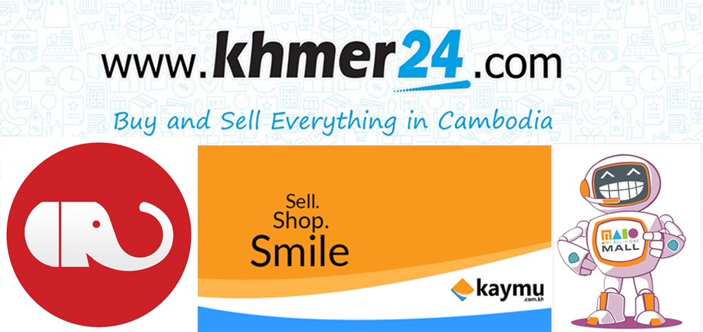 Online Marketplaces in Cambodia