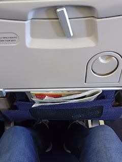 Brussels Airlines Leg Room