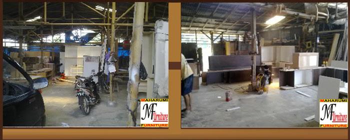 Workshop Maharumi Furniture @ Jalan Joglo Raya Jakarta Barat