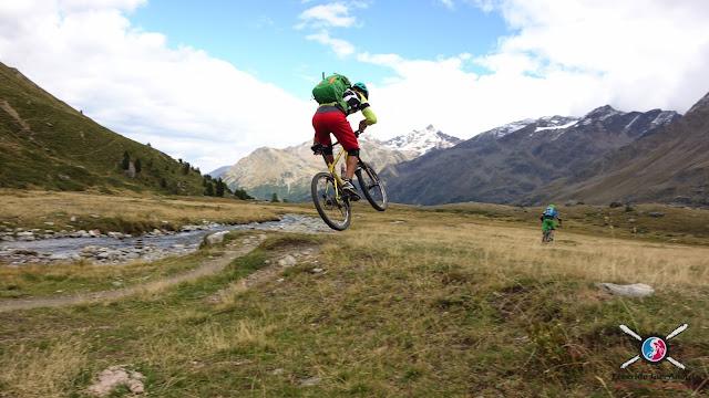 Madritschjoch Trail