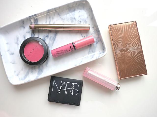 Spring Makeup Picks MAC NARS Dior Charlotte Tilbury byTerry NYX