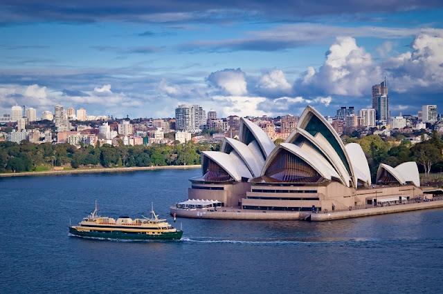 Úc là điểm đến hấp dẫn để du học và định cư.