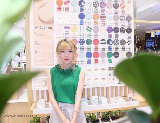 Grand Opening INNISFREE Store in Indonesia