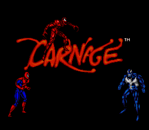 Vgjunk Spider Man Venom Maximum Carnage Snes