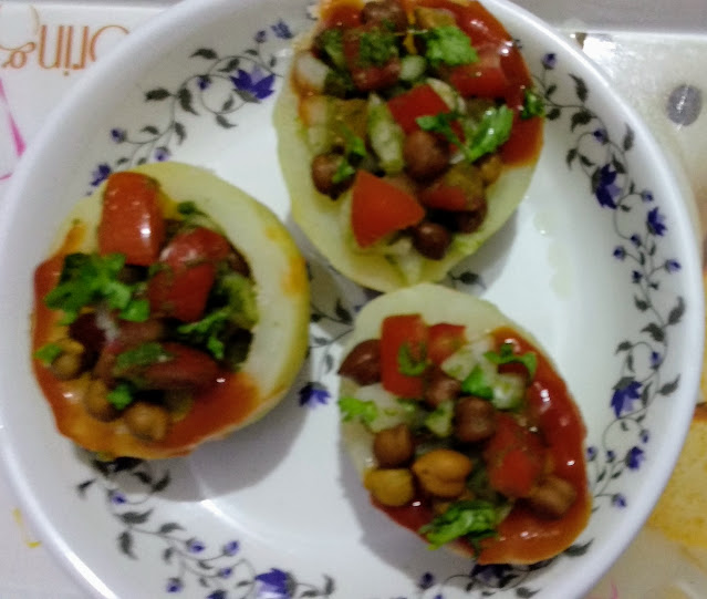 easy chaat recipes for parties