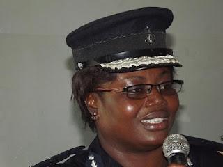 CP Maame Yaa Tiwaa Addo-Danquah, CID Deputy Director-General