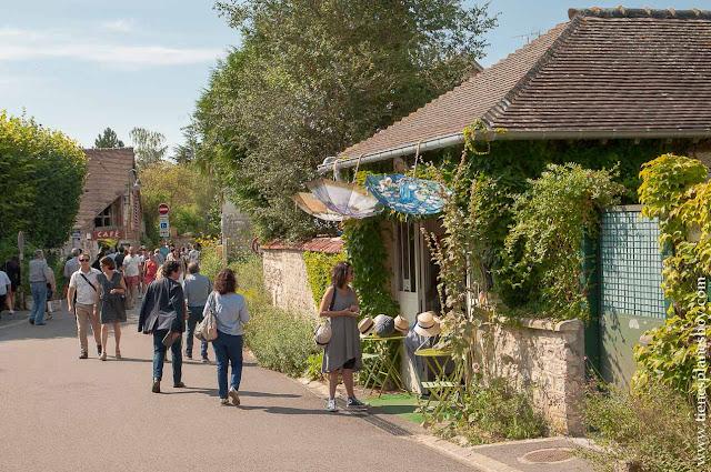 Giverny viaje Normandia Bretaña turismo Monet
