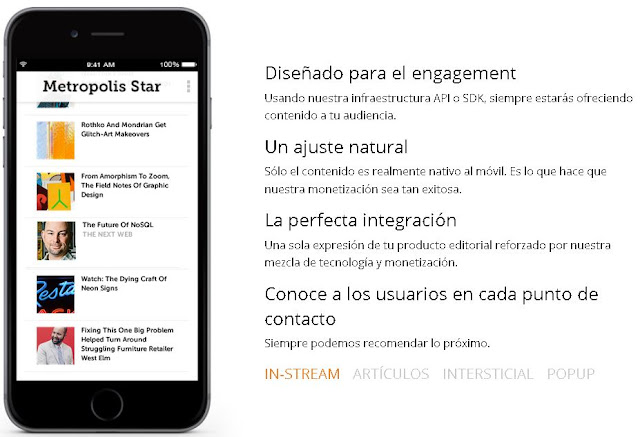 Outbrain: Movil