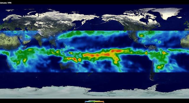 Download data curah hujan TRMM untuk suatu area
