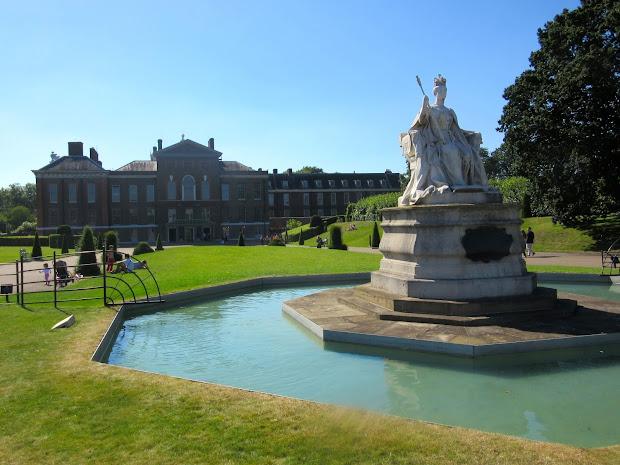 Destination Fiction Kensington Palace & Gardens