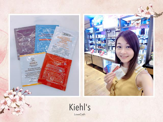 #kiehls #lucys2017 #ChangeYourSkin #skintest #kiehlshk #skincare #beauty #catherine #lovecath