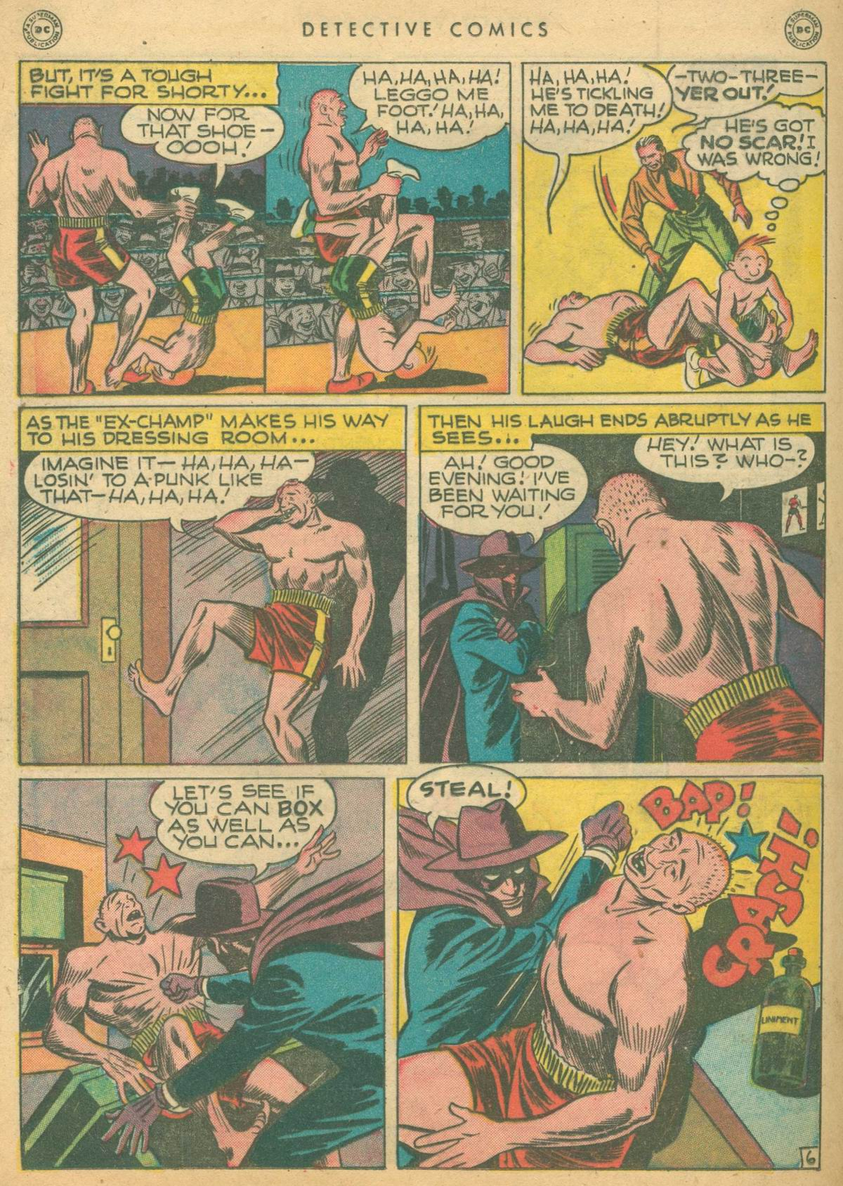 Detective Comics (1937) 138 Page 29