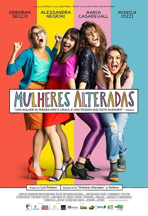 Mulheres Alteradas Torrent Download RIP  720p