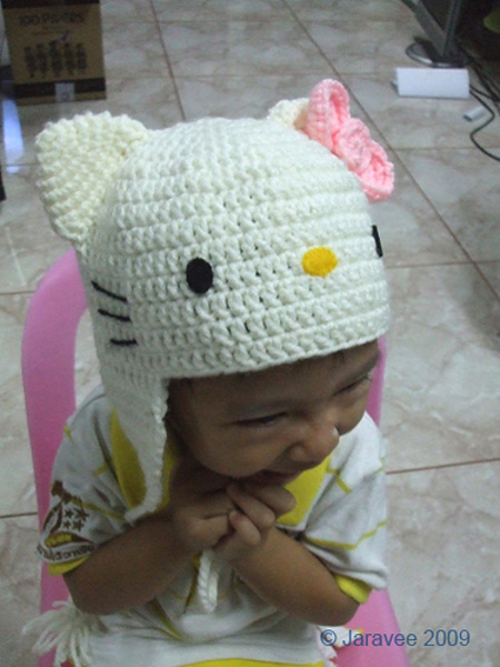 Hello Kitty Patron Crochet