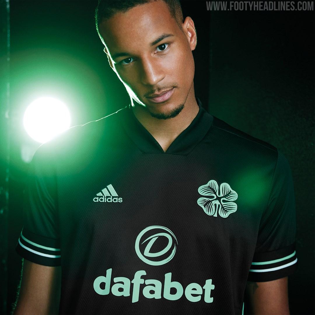 Adidas Celtic 20-21 Third Kit Released - Footy Headlines