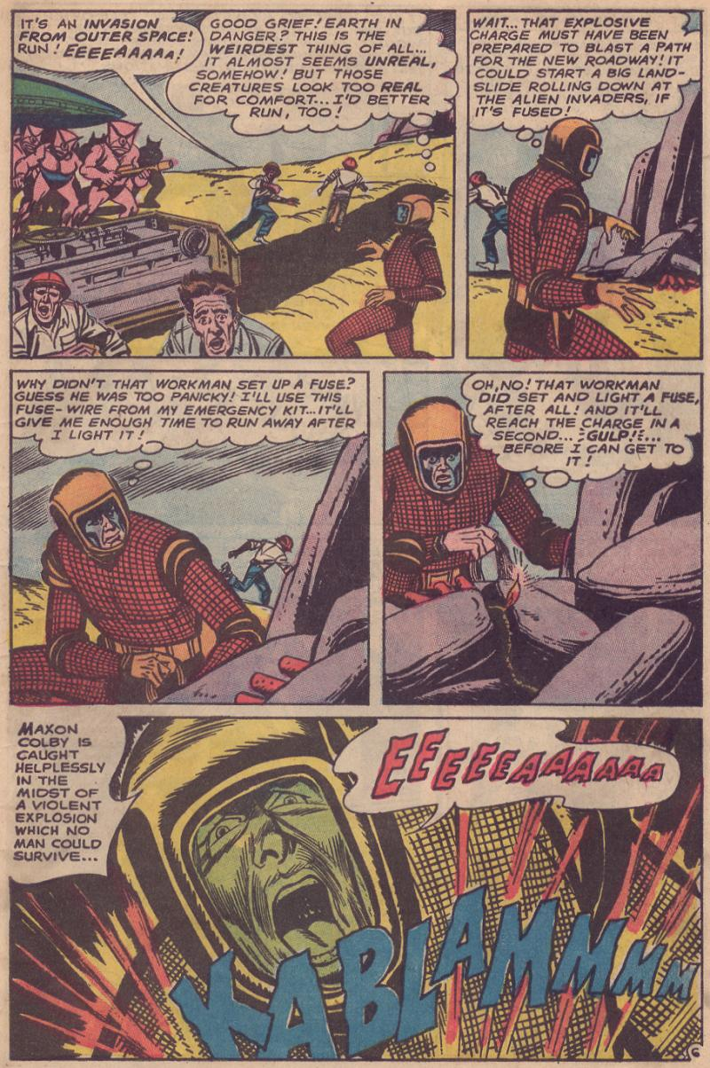Strange Adventures (1950) issue 204 - Page 9