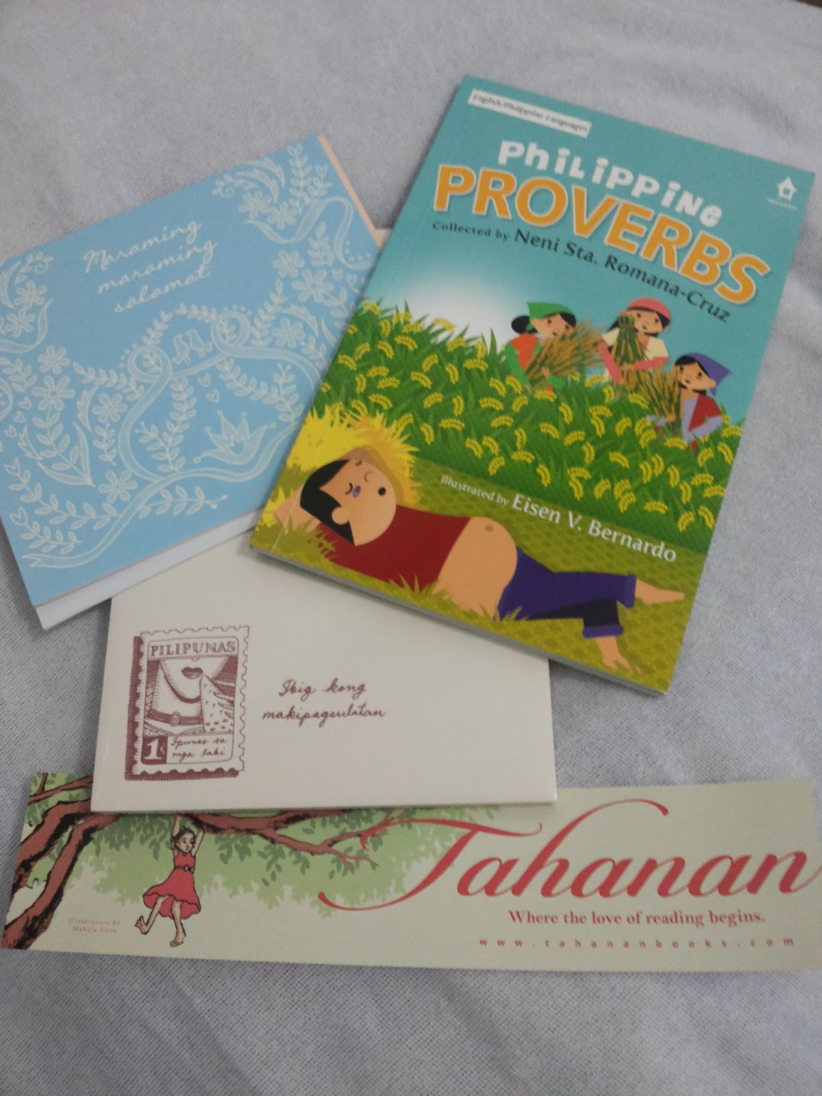 PHILIPPINE PROVERBS BOOK LAUNCH: AN AFTERNOON OF WORDS