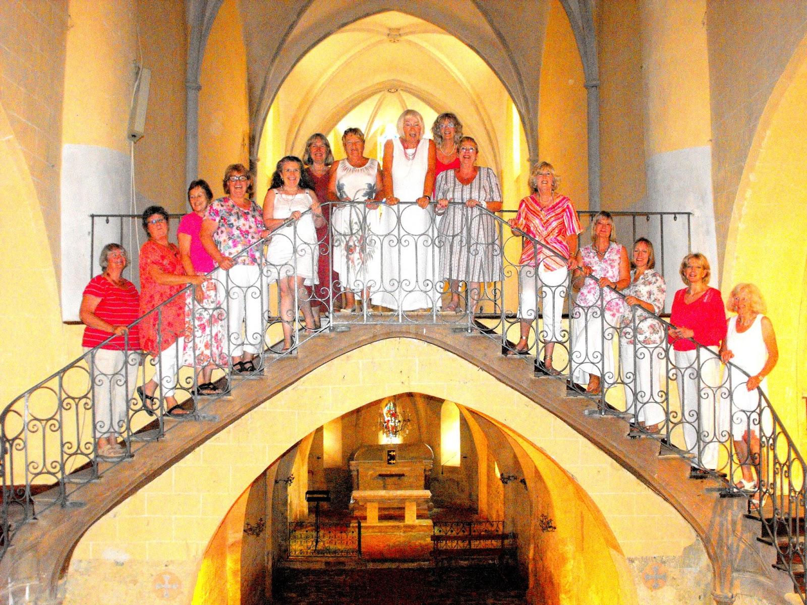 Gascogne Ladies Club (GLC): About Us
