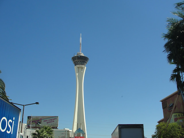 Torre do Stratosphere.