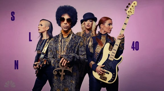 Prince Kills It on SNL- (no surprise) : SEE IT