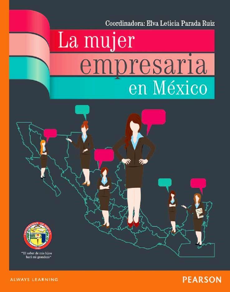 La mujer empresaria en México – Elva Leticia Parada Ruiz
