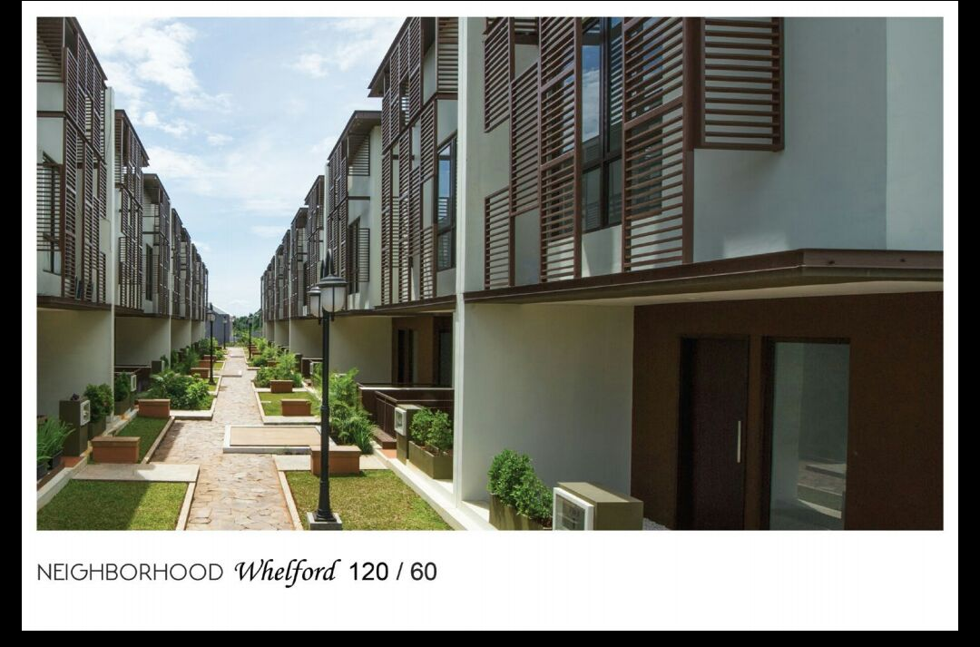 Cluster Whelford Greenwich Park BSD City - Info Properti ...