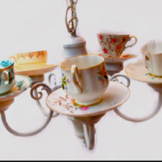 teacup s and shadows of or one pin the boasting there two then tiers forest chandelier