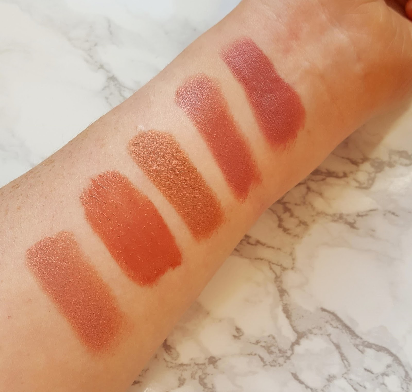 MY TOP 5 LIPSTICKS FOR AUTUMN