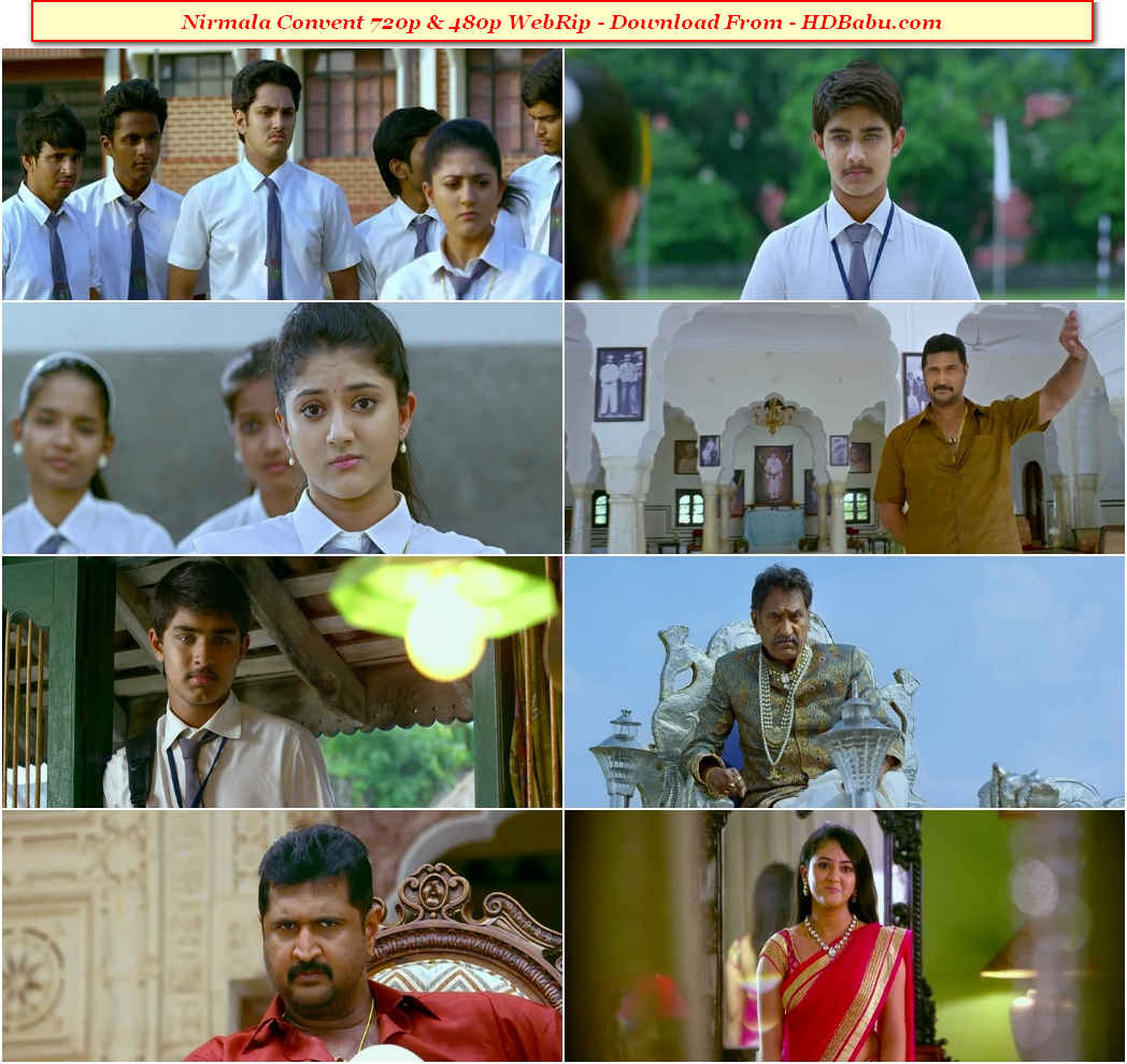 Nirmala Convent Telugu Full Movie Download