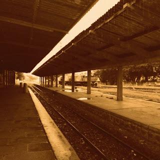 Antiga Estação Ferroviária de Cruz Alta