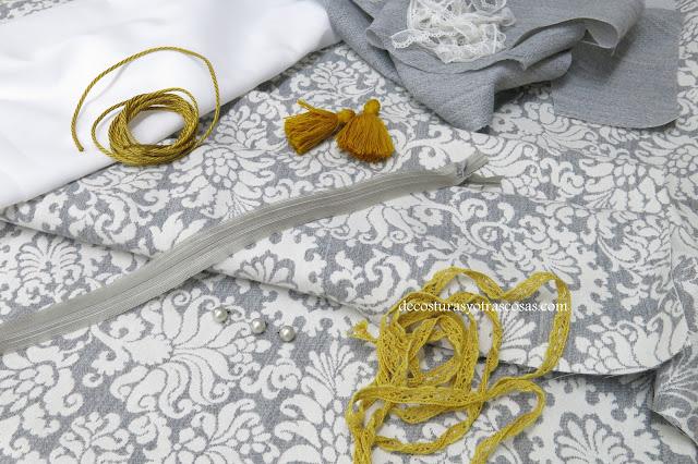 combinaciones bonitas de gris con dorado