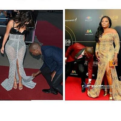 JJC & Funke Akindele VS Kanye West & Kim Kardashian