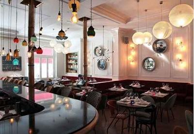 Koleksi Desain Ruang Makan Minimalis Ala Cafe