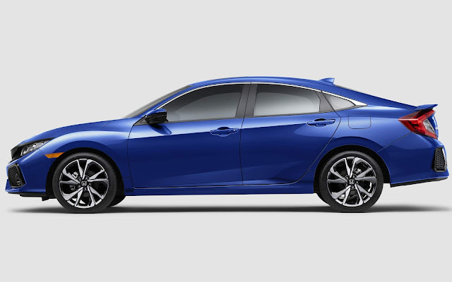 Novo Honda Civic Si 2018