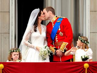 24 Casamento Real: o beijo